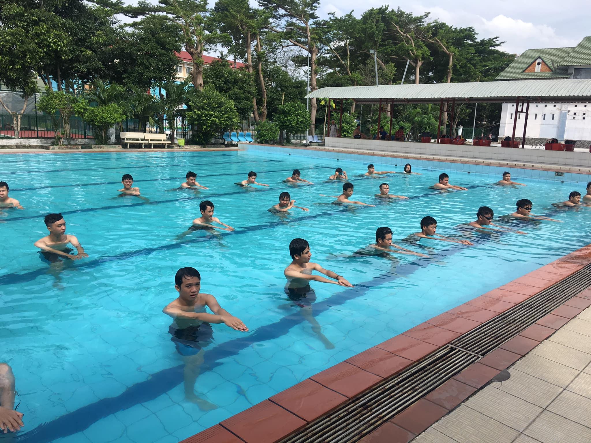 học bơi tại phú nhuận